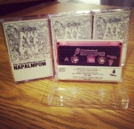 The Unconditional Love Of Napalmpom Cassette