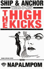 2012 - 11 07 - HighKicks, Napalmpom