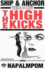 2012 - 11 07 - HighKicks, Napalmpom
