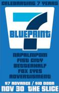 2013 - 11 30 - Blueprint Records 7th Anniversary Show