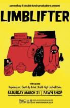 2015 - 03 21 - Limblifter, Napalmpom