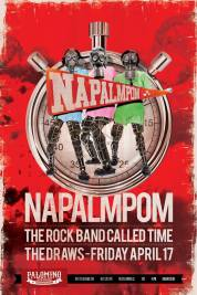 2015 - 04 17 - Napalmpom, A Rock Band Called Time, The Draws