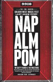 2015 - 12 19 - Napalmpom, Caity Fisher