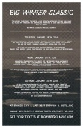 2016 - 01 29 - Big Winter Classic w_ Mounties, Napalmpom, SAVK